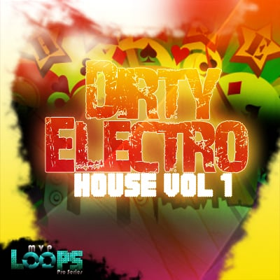 Product picture Dirty Electro House Vol.1 - Acid/Apple/REX